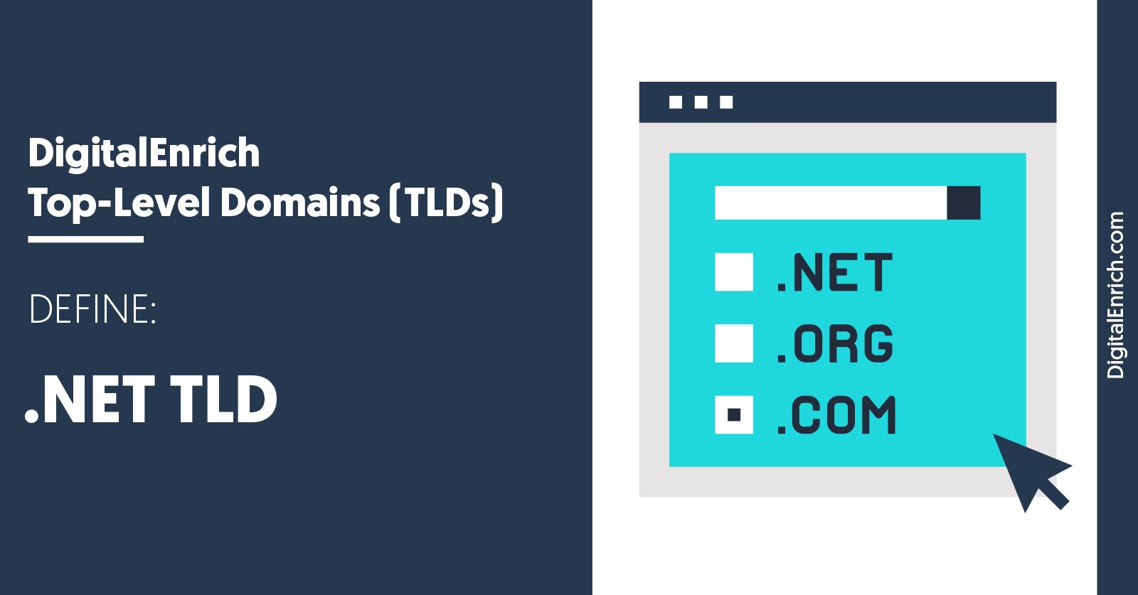 Define NET TLD