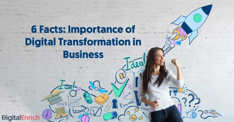 Importance of Digital Transformation in Business